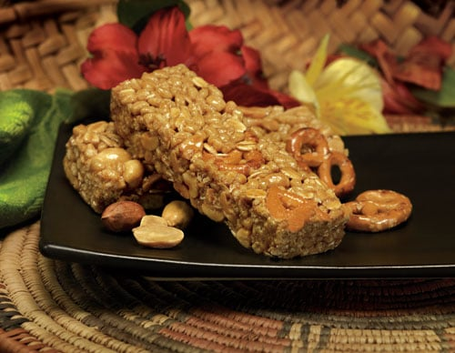 Sweet Salty Peanut Bar