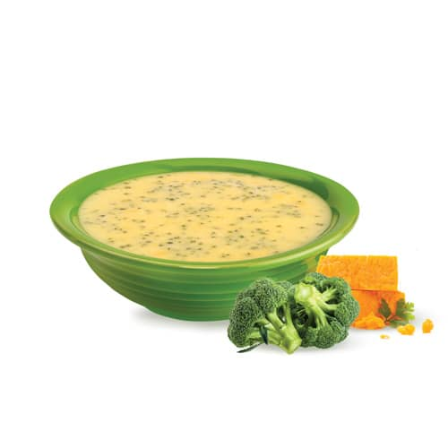 Advanced Cheddar Broccoli Soup