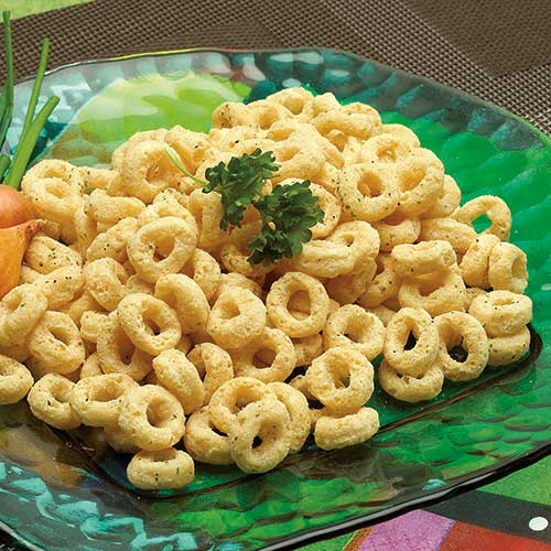 Crunch O's – Sour Cream & Onion
