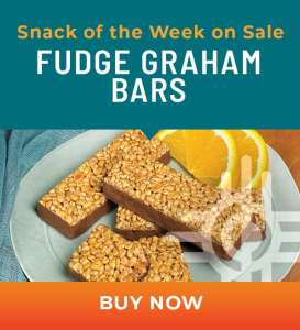 Snack of the Week on Sale: Fudge Graham Bars