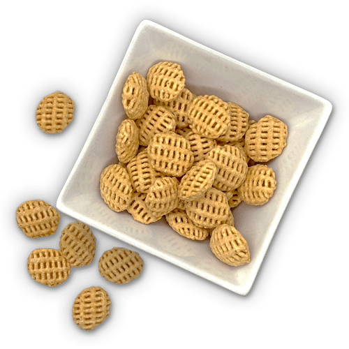 Crunchy snack party mix