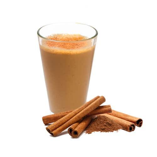 Advanced Cinnamon Roll Pudding & Shake