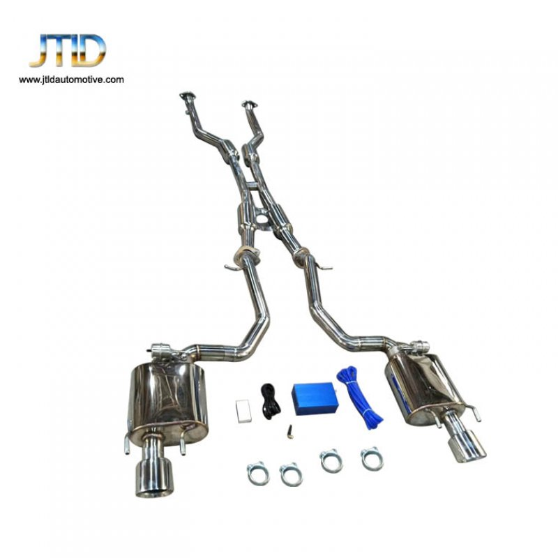 exhaust system for lexus is250