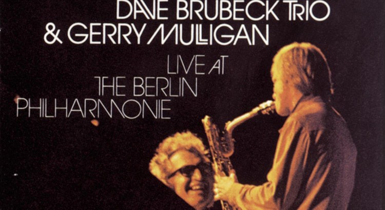 Dave Brubeck Trio & Gerry Mulligan - Live at The Berlin Philharmonie