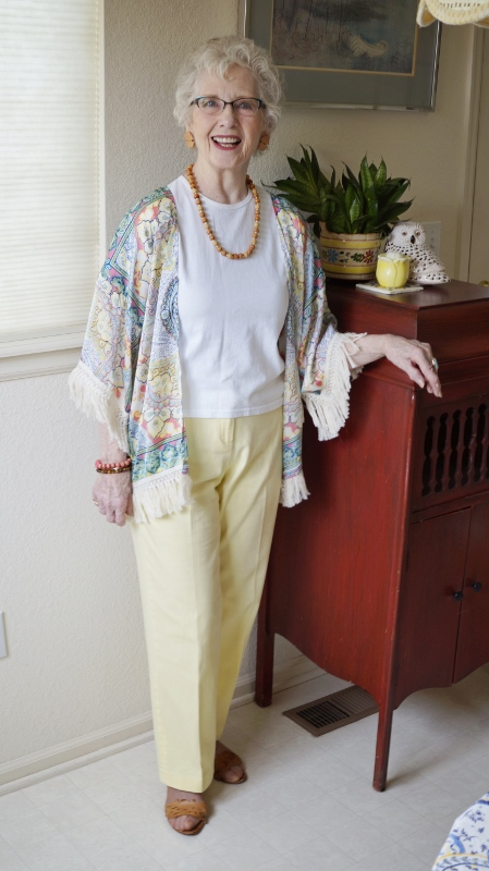 Kimono for Women over 70
