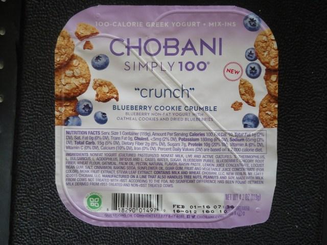 Body Love & Chobani
