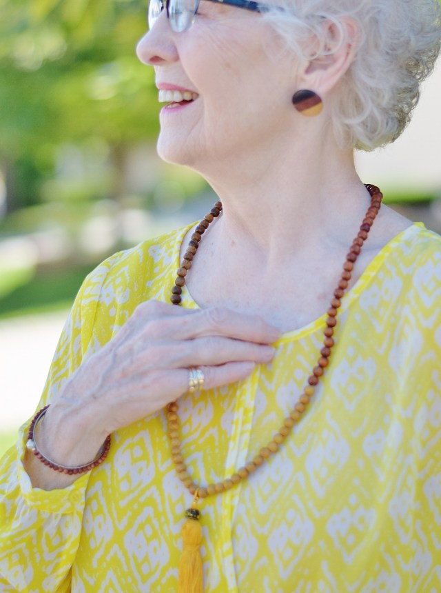 Sheer Tops for women in the 50's, 60's, & 70's age groups.