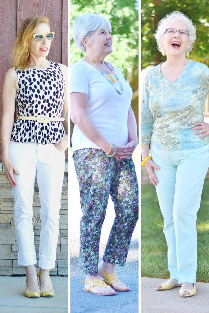 Modern Styling for Women over 50