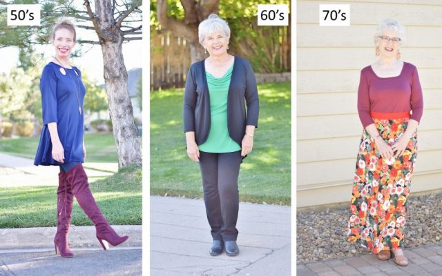 Fashionably Shirts for Women over 40.