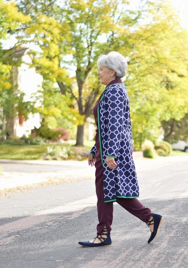 Stylish Footwear for Mature Women
