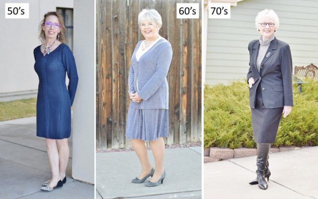 Style & Fashion for the Mature Woman.
