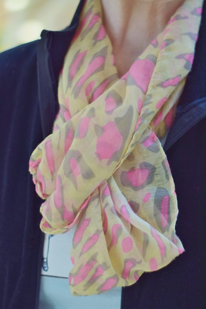 Style & Fashion with a scarf