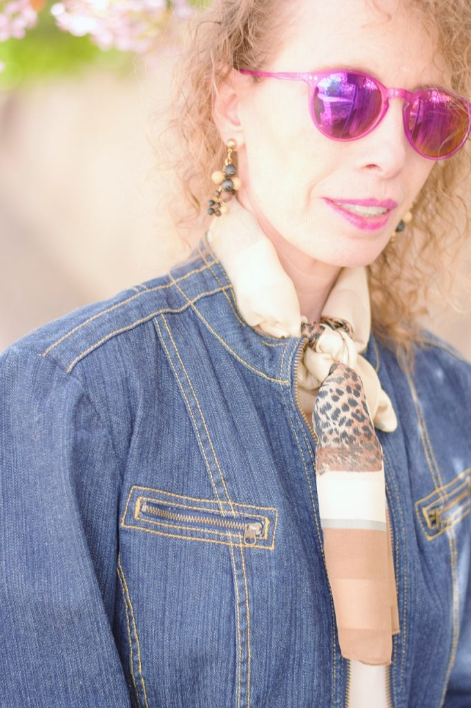 Denim Jackets for Women over 50