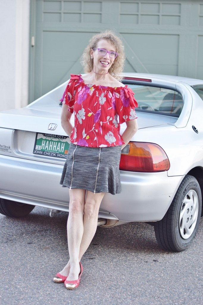 Road Trip Outfit for Women over 50