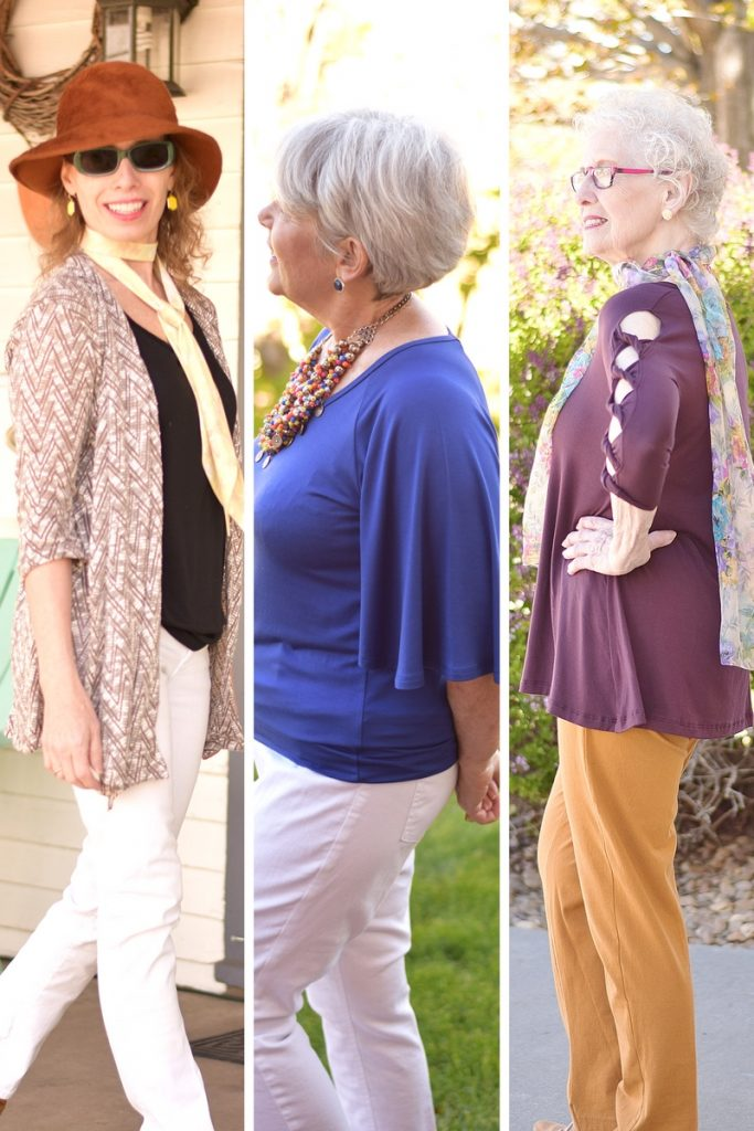 Fashion and Style for Women over 50