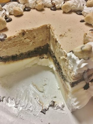 July Events Including Ice cream cake