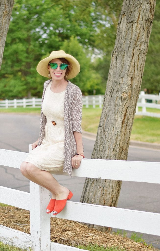 Summer Get away Dress for Women over 50