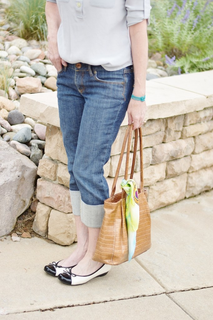 French Chic for Capris