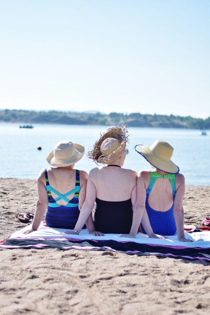 Summer Beach Style for Women over 50