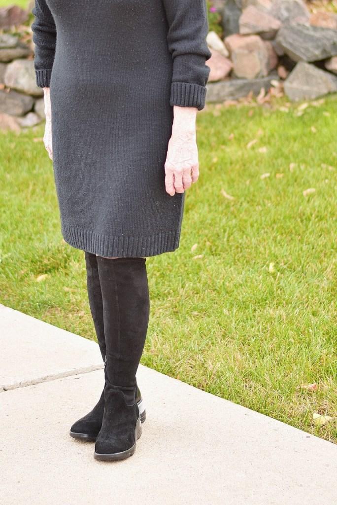 Fall Shoes with Jambu OTK boots