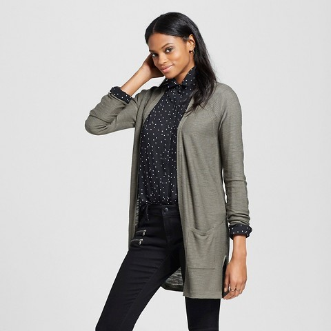 Fall trends with long cardigans