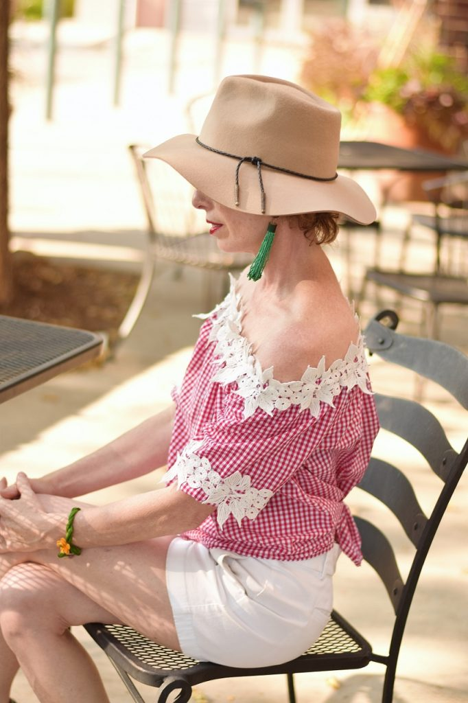 fashionable hats for women over 50