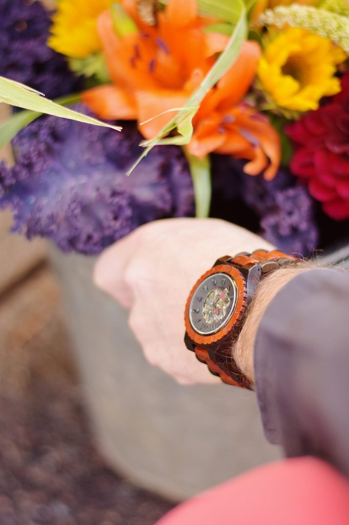 Jord's Watch for Holiday Gift Giving