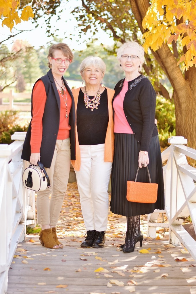 Orange and Black for 3 generations