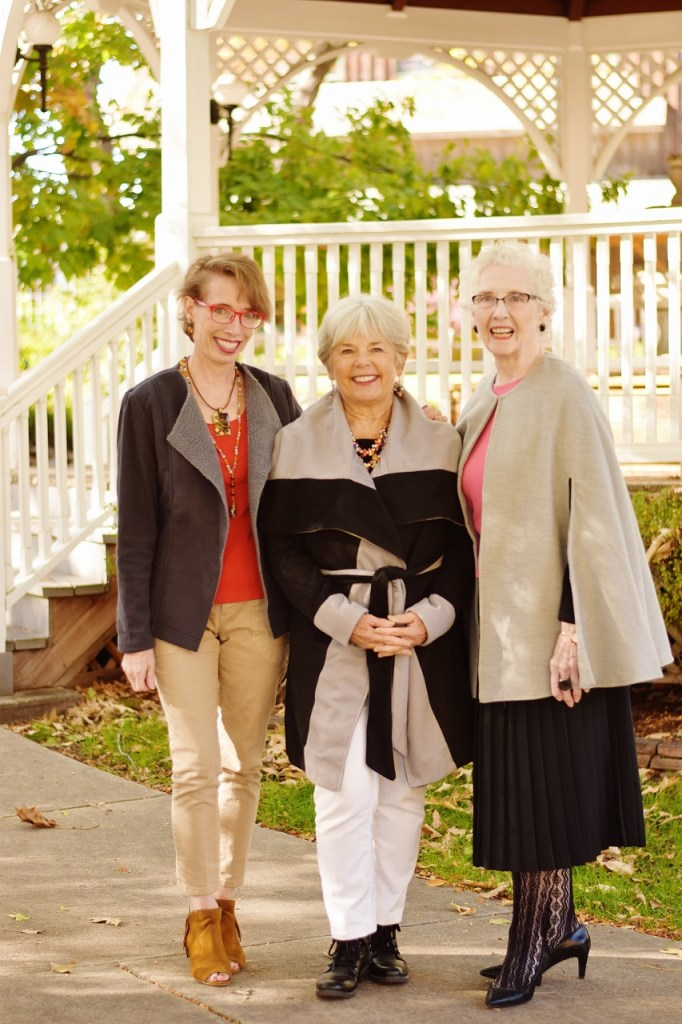 Coats for 3 Generations