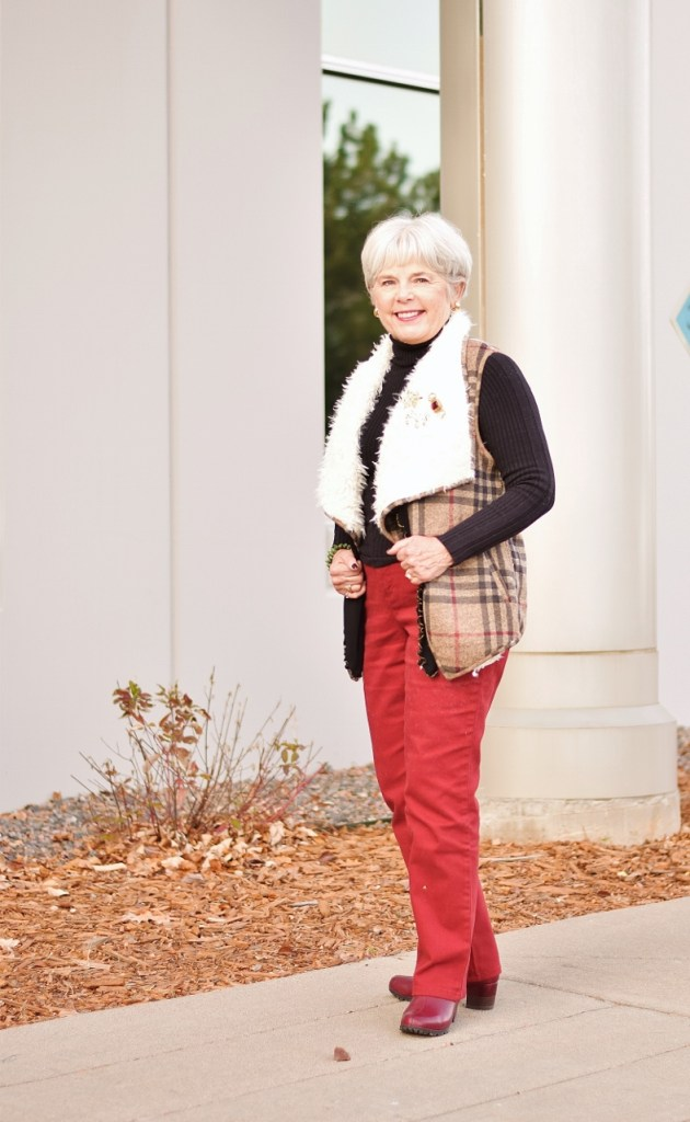 Holiday inspired looks for Women over 60