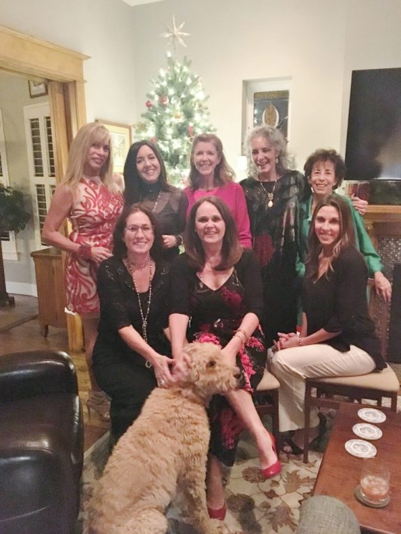 Book Club holiday party