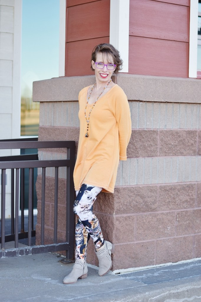 Sweater Weather for Women in their 50's