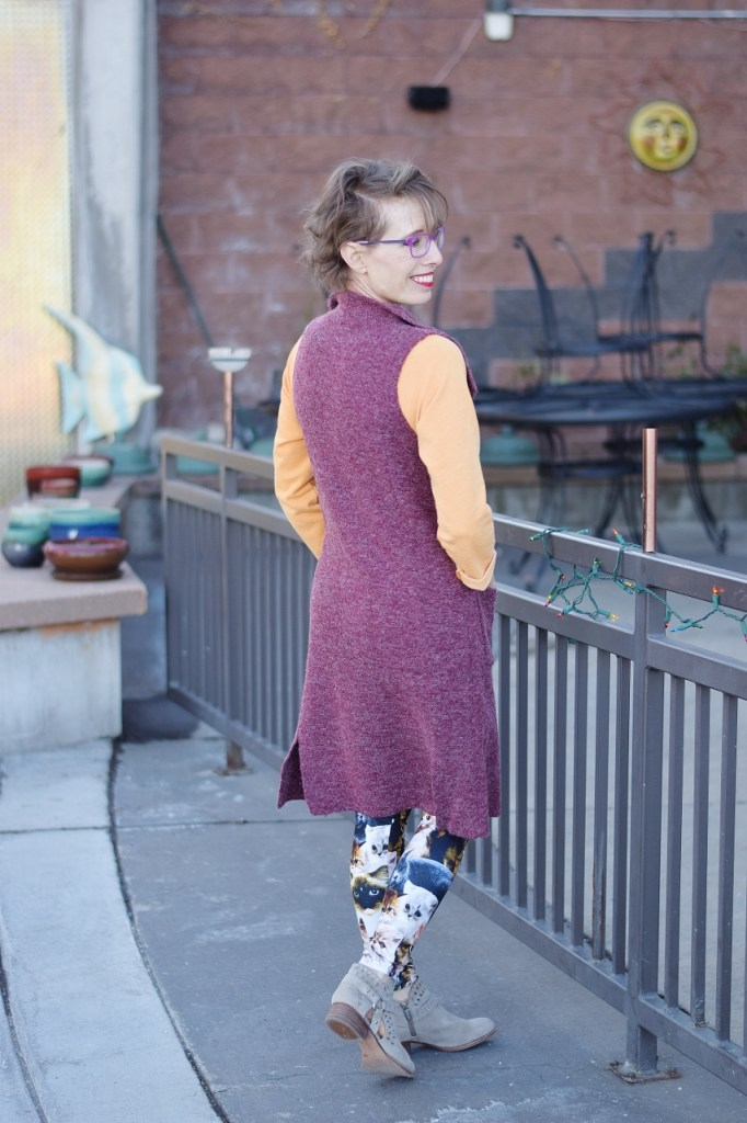 Sweater Weather for midlife women