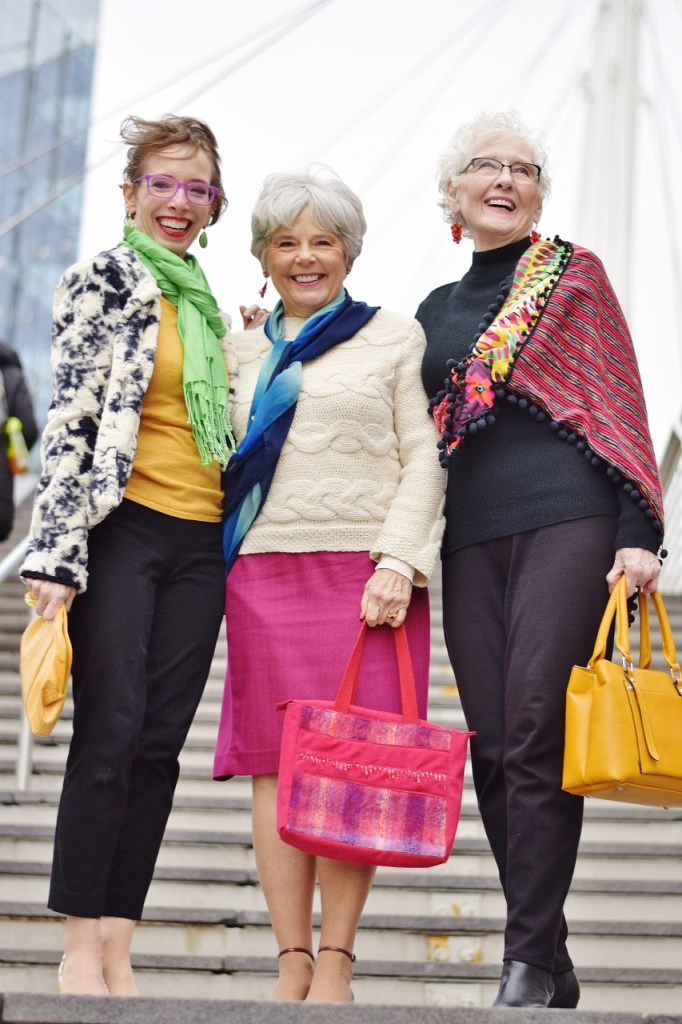 Over Accessorized Style for women