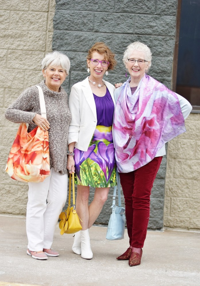Fashion and Spring items for older women