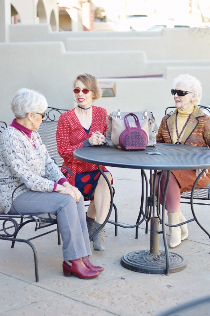 Your colors to look your best for older women