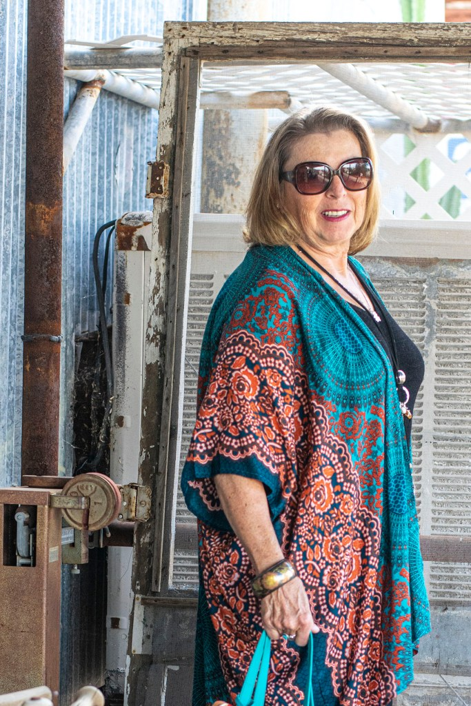 How to wear bohemian style for women over 60