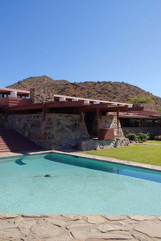 Frank Lloyd Wright for things to do in Phoenix