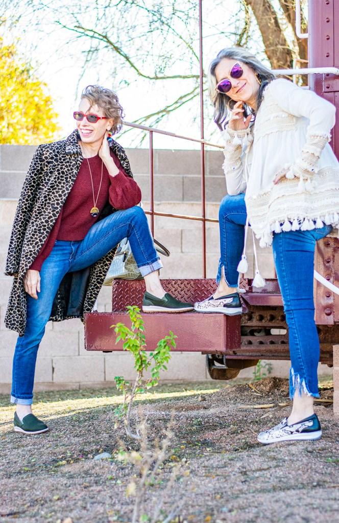 Sneakers for older women