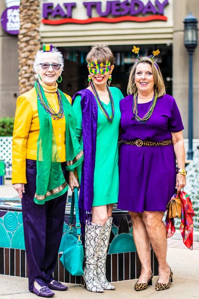 Older women style
