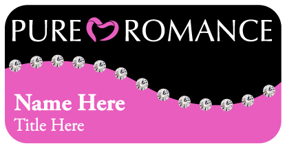 New Consultant Package Decal Pure Romance