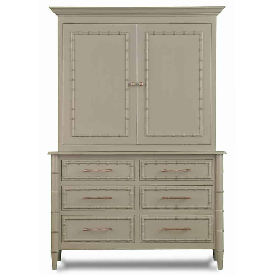 Bristol Linen Cabinet  J Tribble