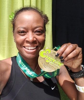 2017 Eugene Marathon - Post Race