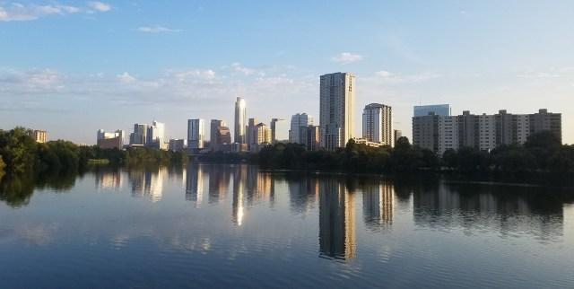 Austin Skyline - 07162017