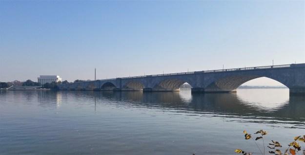 Memorial Bridge - 12032017