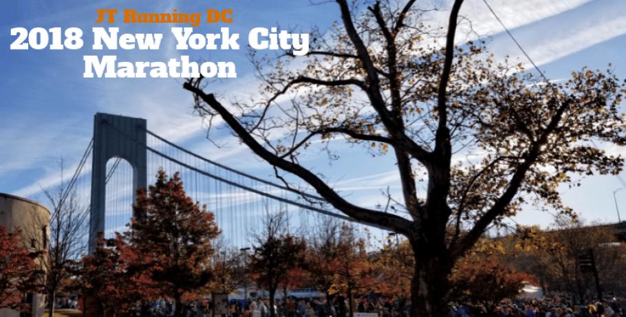 2018 New York City Marathon – JT Running DC