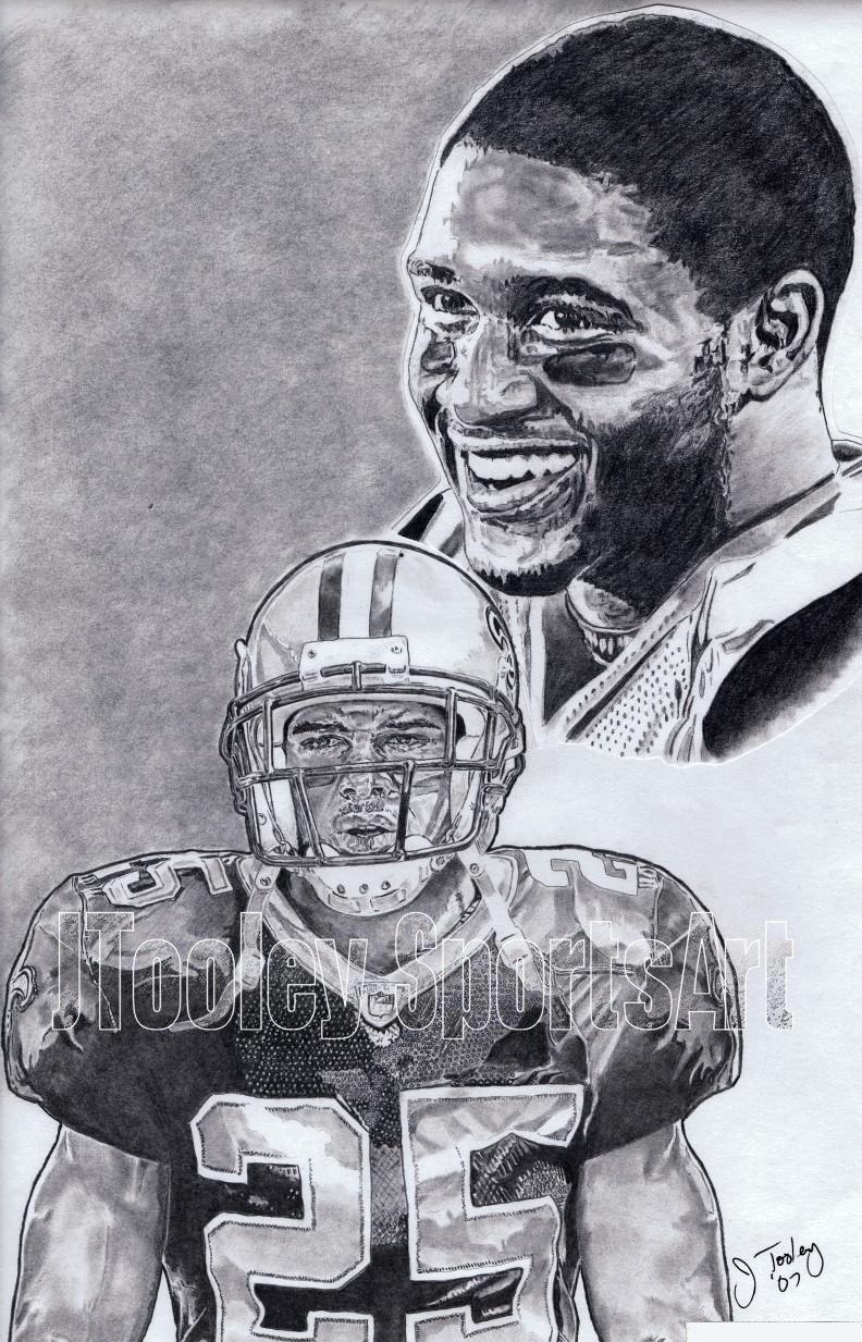 Bush Saints Poster Reggie