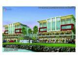 Ruko POINT 8 - Pusat Bisnis dan Investasi di Cengkareng