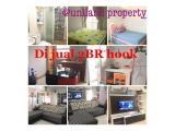 Apartemen Dijual - Seasons City, Type Studio/2BR Full Furnish, Murah, Sudah Bisa KPA, Grogol, Jakarta Barat
