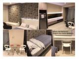 JUAL CEPAT Apartemen Thamrin City - Cosmo Residence 1BR/ 2BR FF, Jakarta Pusat